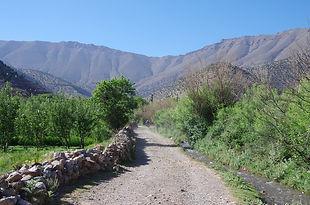 Tizi Aït Imi, Bougmez, Maroc, Atlas