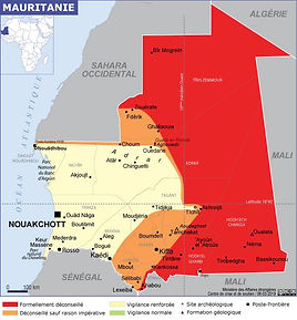 2019-03 - Conseil aux voyageurs  Maurita
