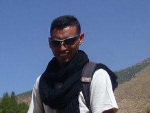 Saïd HMID, Marrakech, Maroc, Agouti