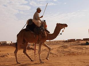 Gérard BARBAIZE, Chinguetti, Adrar, Mauritanie