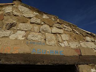 Cabane d'Aguirre, Bardenas
