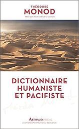Dictionnaire humaniste et pacifiste, Théodore Monod
