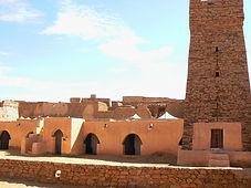 Chinguetti, Mauritanie, Mosquée, Adrar