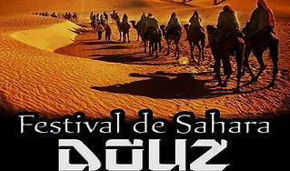 Tunisie, Douz, sahara, désert,festival