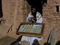 Chinguetti, adrar, Mauritanie, désert