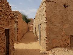 Chinguetti, Mauritanie, Adrar