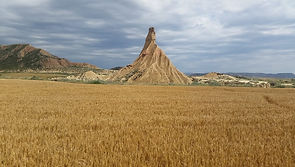 Castilditierra, Bardenas, randonnée, cheval, équestre