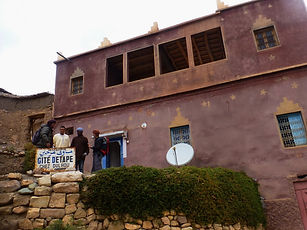 Gîte, Oulhou, Amejgag, Maroc, Haut-Atlas
