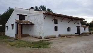 Landazuria, gîte, Bardenas Reales, randonnée équestre