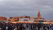 , Jemaa El Fnaa