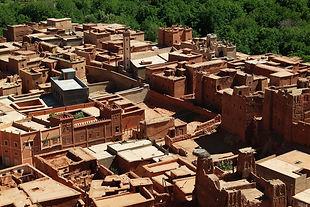 Maroc, Haut-Atlas, Vallée des Roses, Bou Tharar