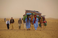 Amine, Younes, Zagora, Ouarzazate, désert, Maroc, randonnée, méharée