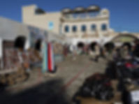 Douz, Tunisie, Souk, sahara, désert