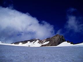 Vignemale, glacier d'Ossoue