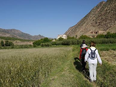 2014-06 - Maroc - Ait Bouguemez - Photos