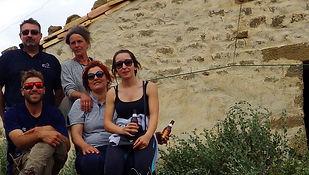 Bardenas, Cabana de la Ciscla