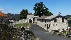 Ariège  Randonnée Anes Prades   Montaillou