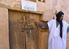 Chinguetti, Mauritanie, bibliothèque, Adrar, Habott