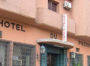 Hotel Pacha, Marrakech