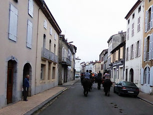 Transhumance, Saint-Girons