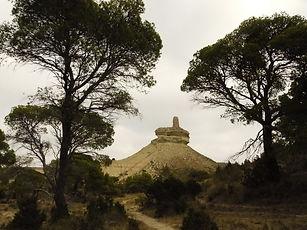 Bardenas, Castillo de Penaflor