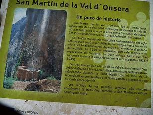 San-Martin, Val d'Onsera