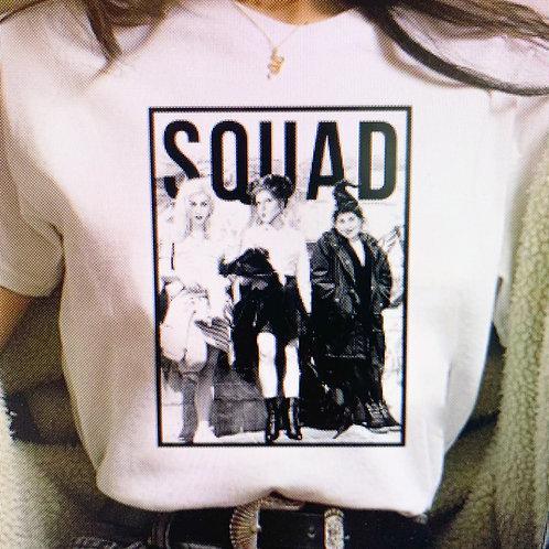 Squad Hocus Pocus Tee