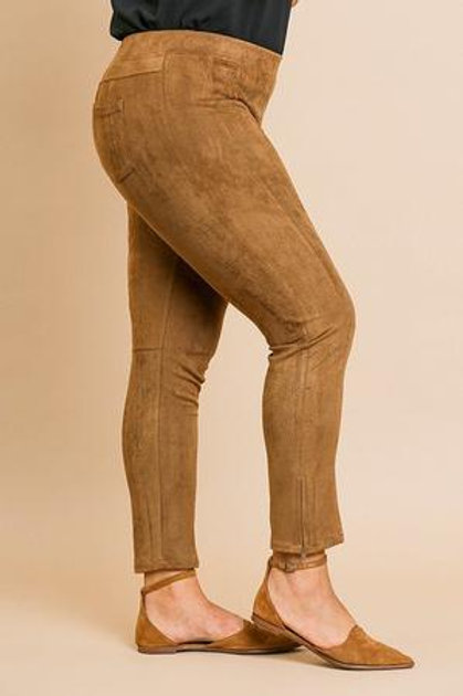 Claire Suede Skinny