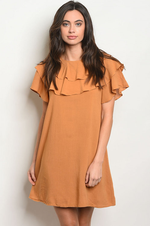Brooke Ruffle Dress