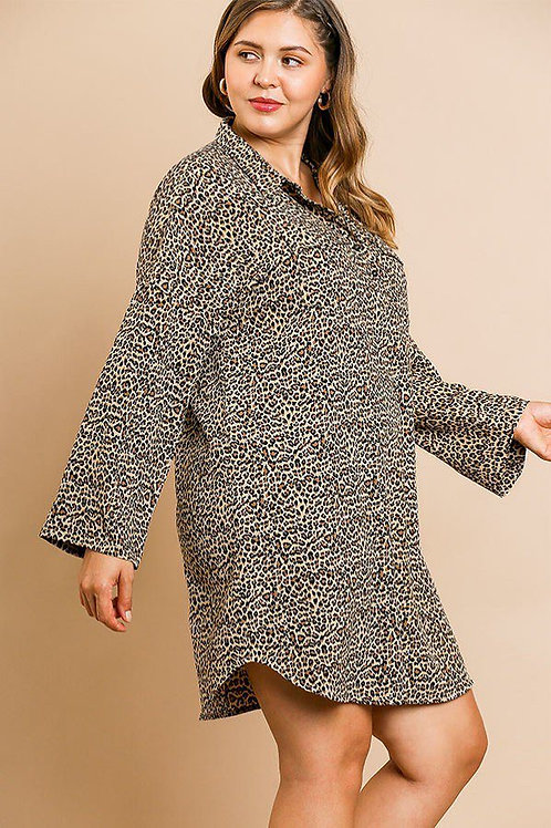 Lillian Print Dress