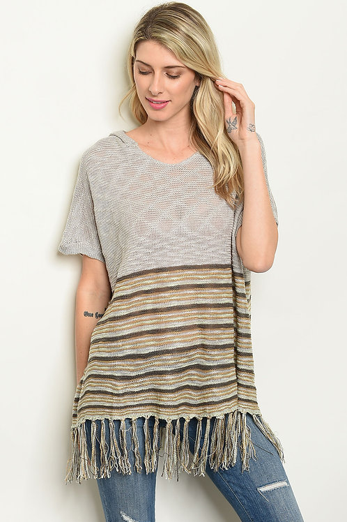 Kori Striped Top