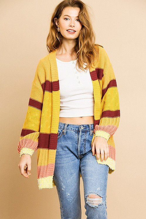 Hillary Cardigan Sweater