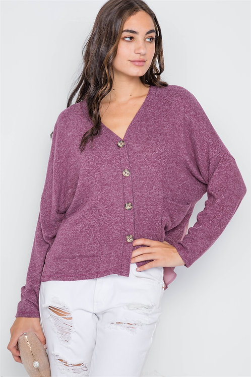 Ariana Batwing Top