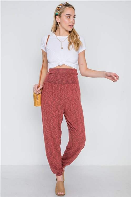Rory Side Slit Pant