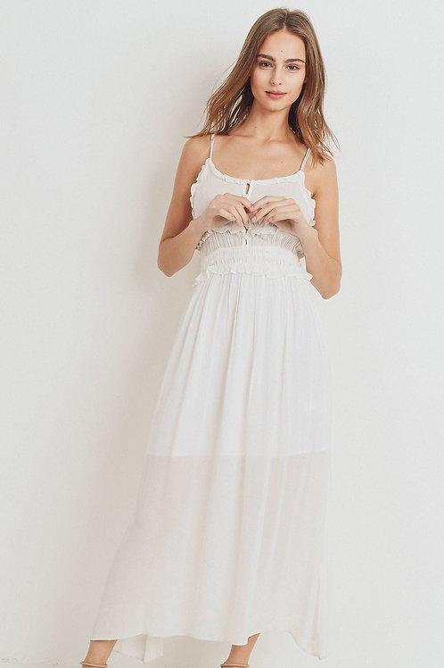 Astrid Ruffle Dress