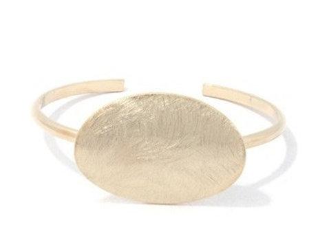 Oval Pendant Bracelet
