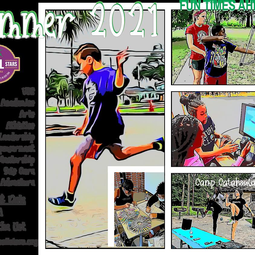 EAS Summer 2021 (6-8 yr olds)