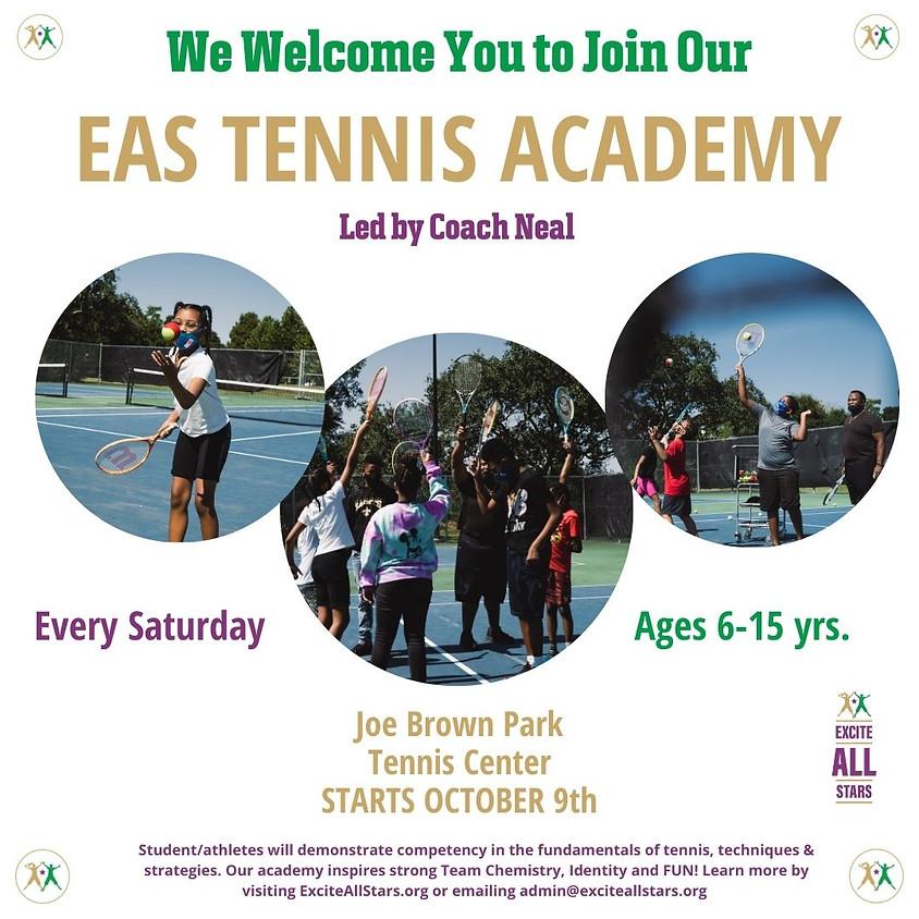 EAS Fall Tennis Academy