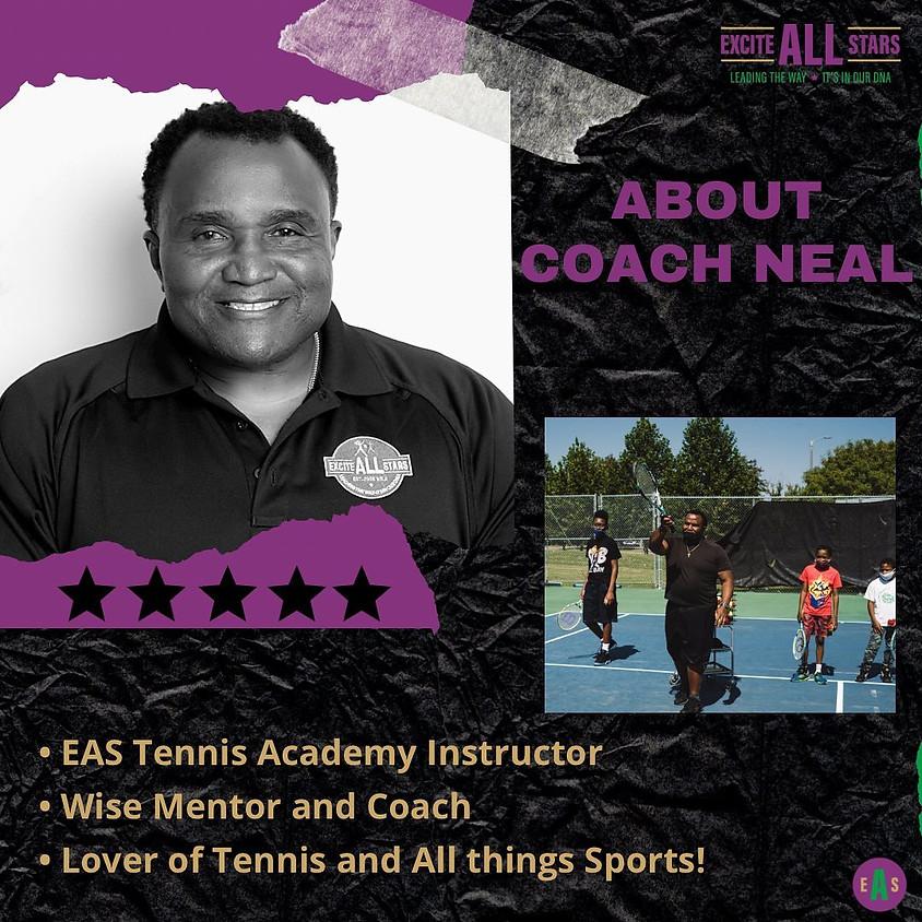 Excite Tennis Academy at Joe W. Brown Park