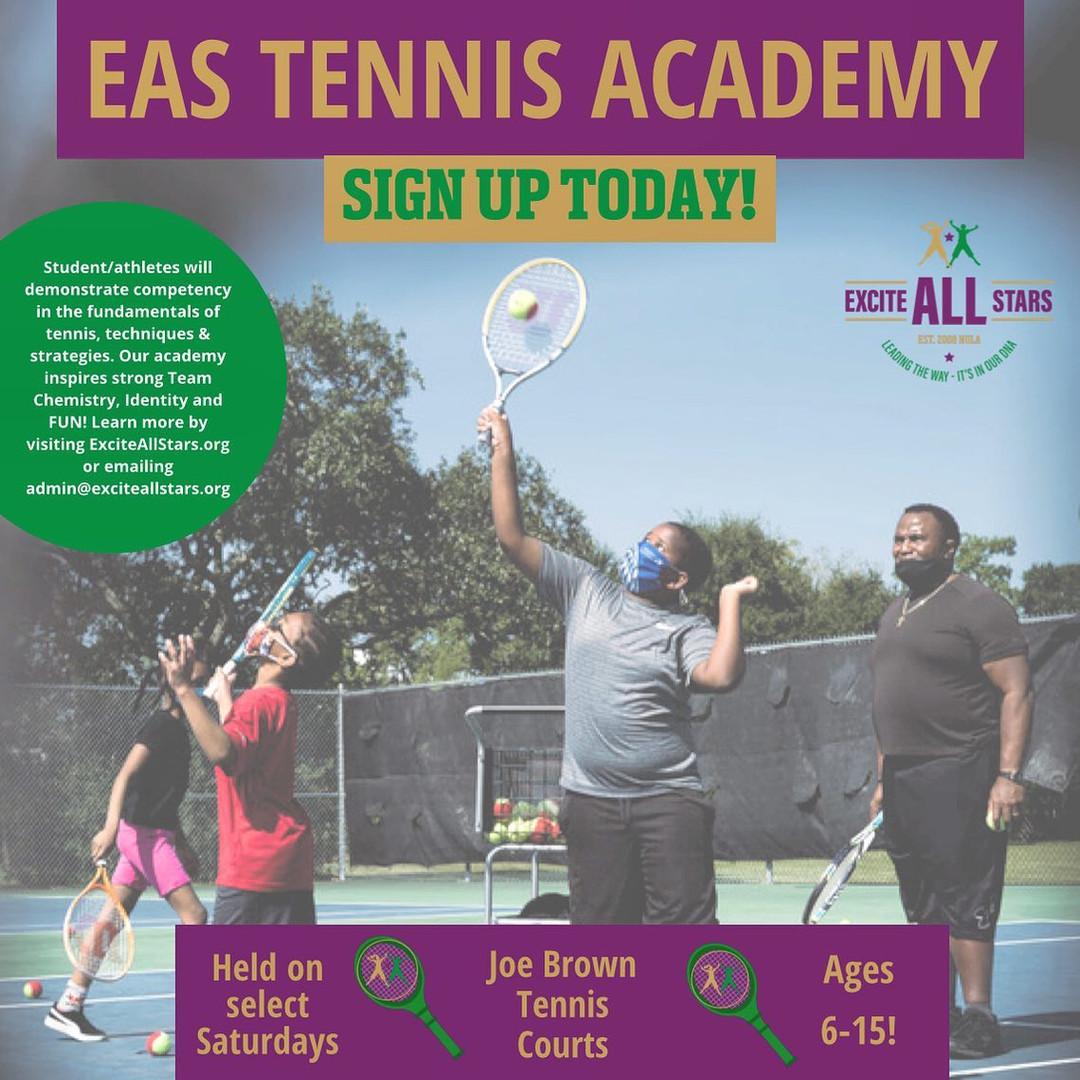 EAS Tennis Academy