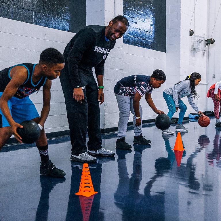 Basketball Clinics at EAS