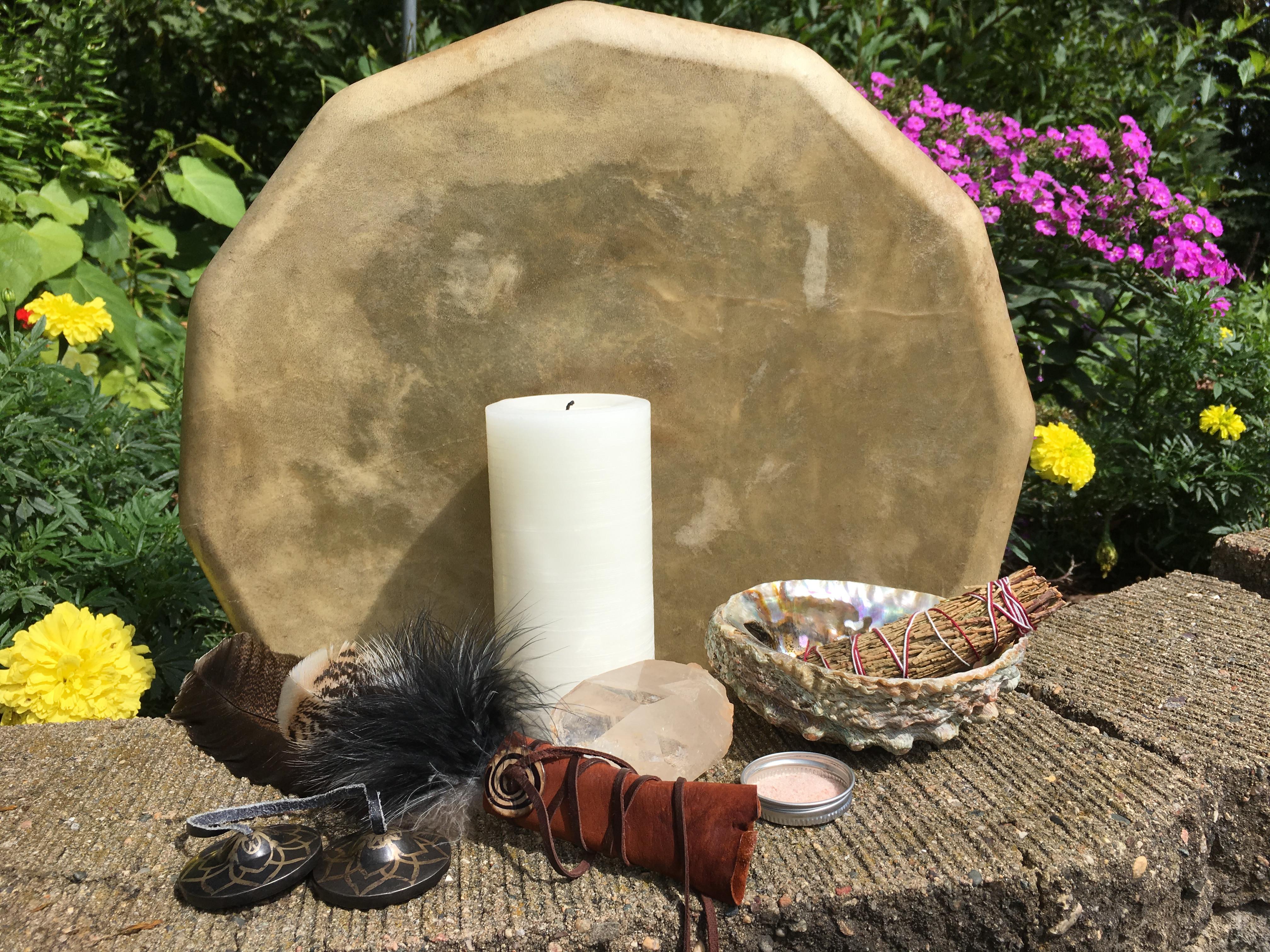 OUTSIDE Shamanic Healing