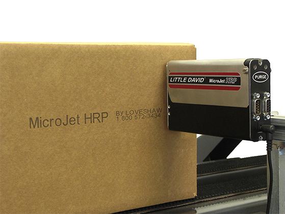 Loveshaw MicroJet HRP