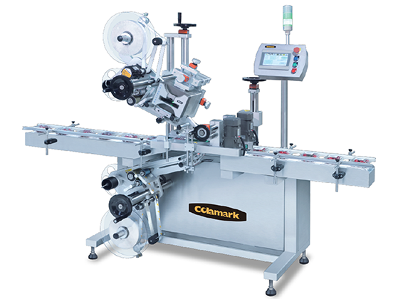 Colamark A732 Top & Bottom Labeling System