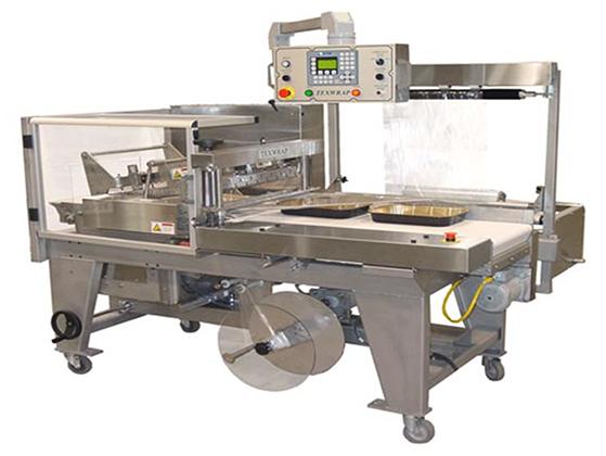 Texwrap 2219CR Intermittent Motion L-Seal System