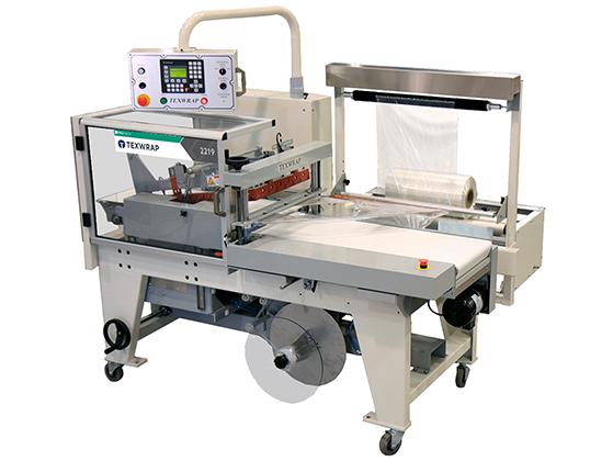Texwrap 2219 Intermittent Motion L-Seal System