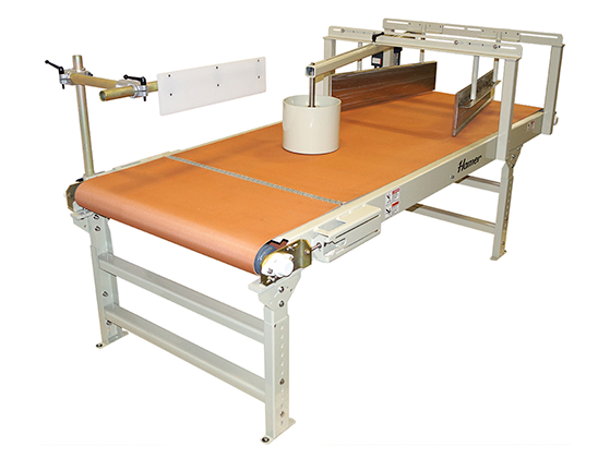 Model 4200 Knock Down/Turning Bag Conveyor