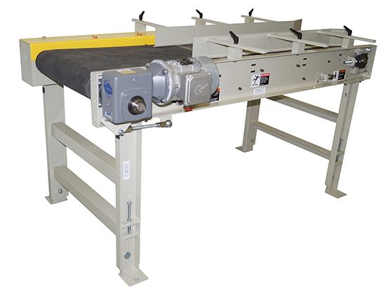 Model 5300 Belt Over Square Roller Bag Conditioning Conveyor