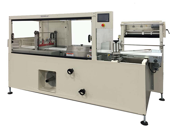 Texwrap 1607SS Continuous Motion Side Sealer