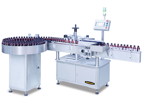 Colamark A101 Vertical Round Bottle Labeling System
